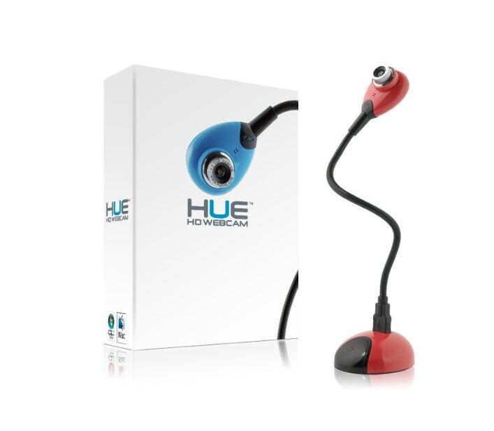 Caméra HUE HD - rouge
