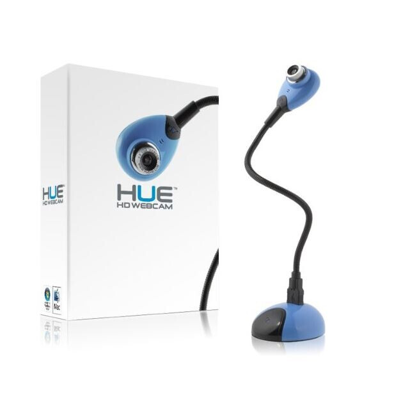 Caméra HUE HD - bleue