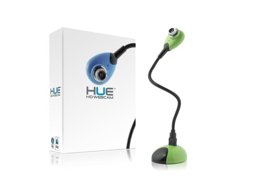 Caméra HUE HD - verte