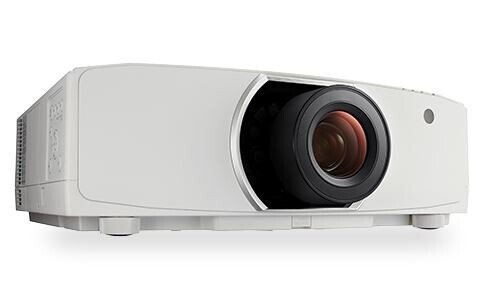 NEC PA653U (with NP13ZL lens)