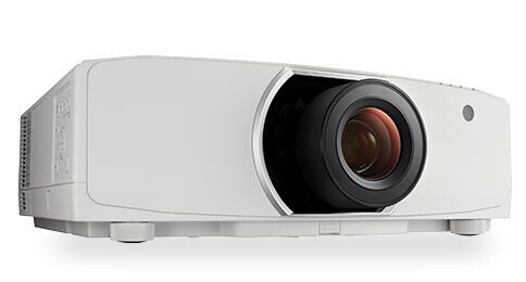 NEC PA853W (with NP13ZL lens)
