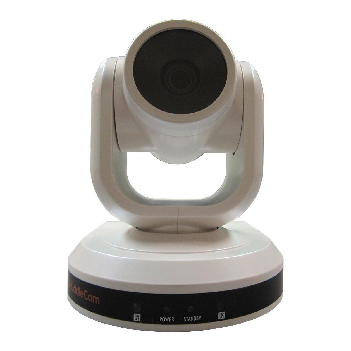 HuddleCamHD HC3XW-WH-G2-C PTZ Kamera, weiss