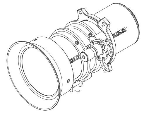 Barco 33R9832755 G lens (0.95-1.22 :1)