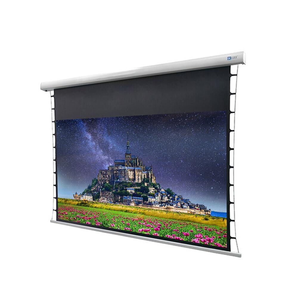 Celexon DELUXX Cinema Electric Screen Tension 203 x 114cm, 92 - SOUNDVISION