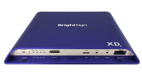 BrightSign XD1034 Digital Signage Mediaplayer