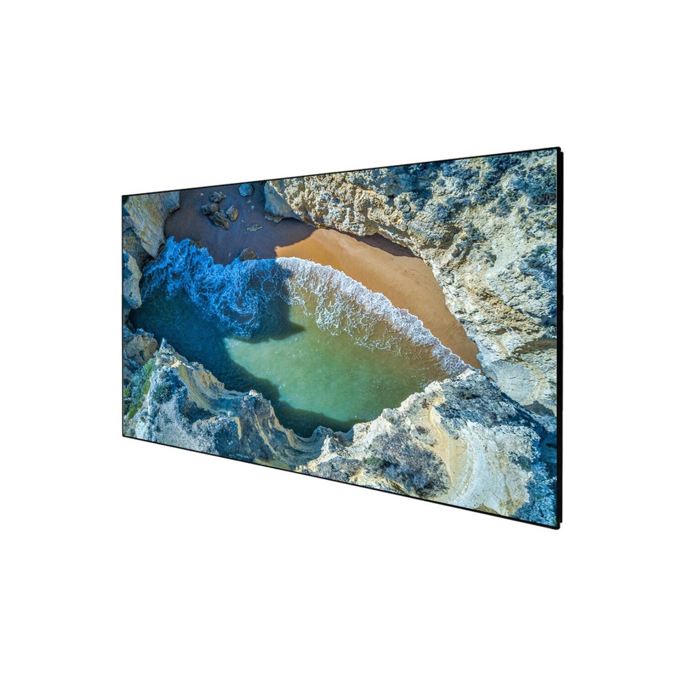 Celexon DELUXX Cinema Frame Screen SlimFrame 243 x 136cm, 110 - 4K Pro Flex MWHT