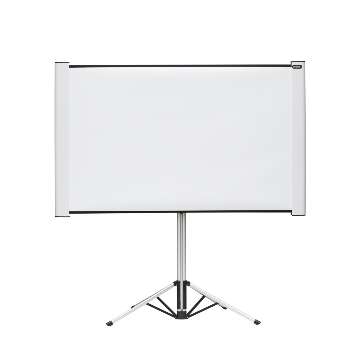 Celexon - Dual Format Tripod Screen - 172cm x 108cm or 144cm x 108cm - 4:3 or 16:10