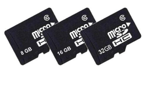 BrightSign Carte MicroSD 8GB Pour Lecteur Serie3 , Classe 10