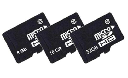 BrightSign Carte MicroSD 16GB pour lecteur Serie 3, Classe 10