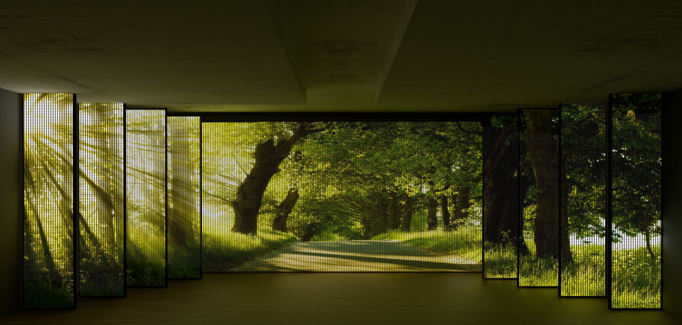 Delta Electronics 3,0mm Fine Pitch LED Video Wall