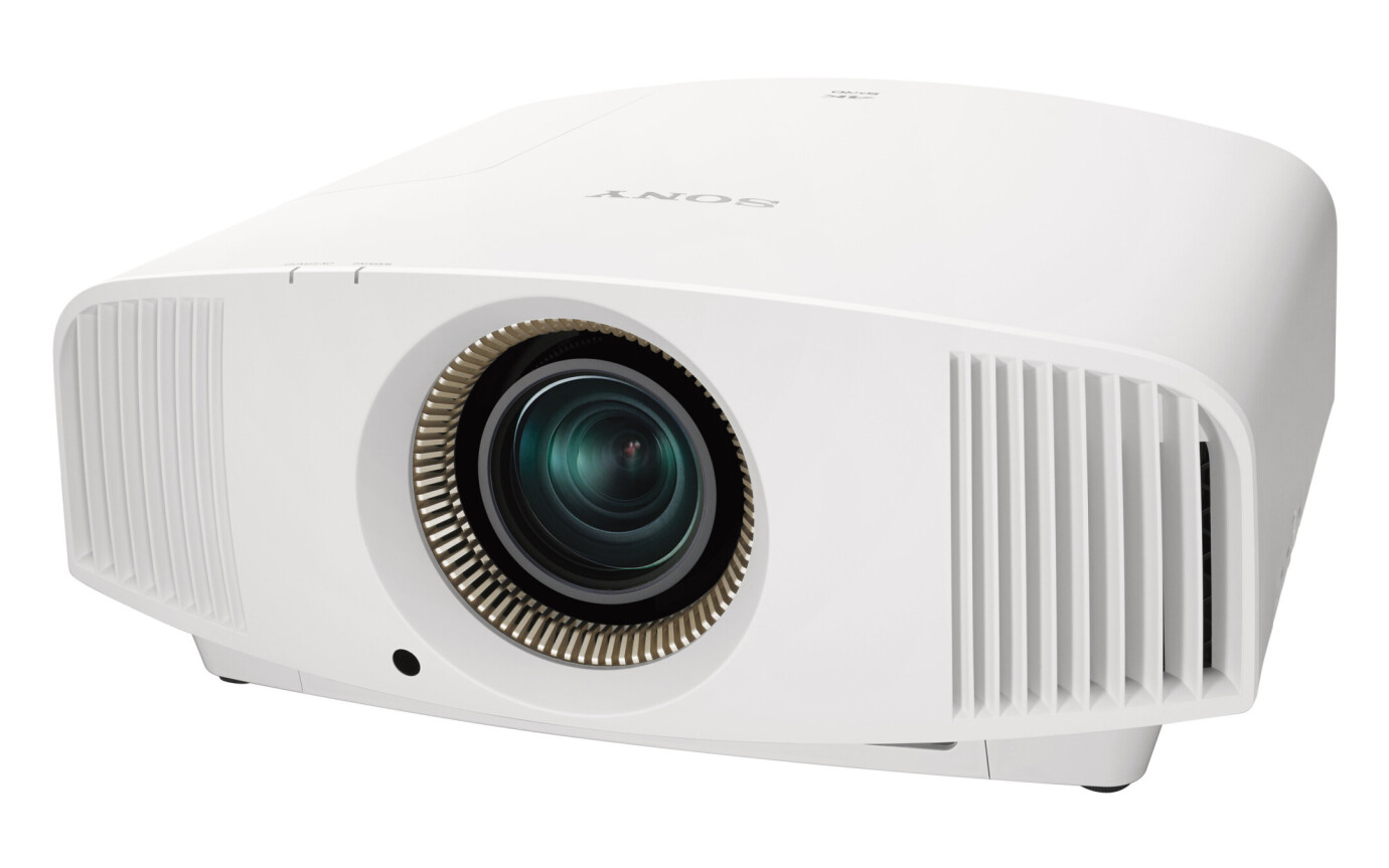 Sony VPL-VW570 weiß + UBP-X1000ES