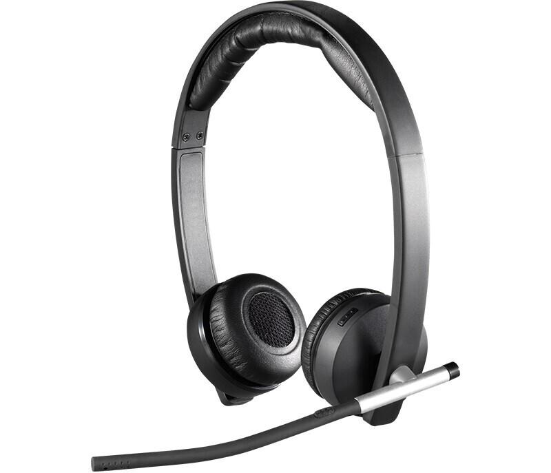 Logitech H820e Headset, kabellos