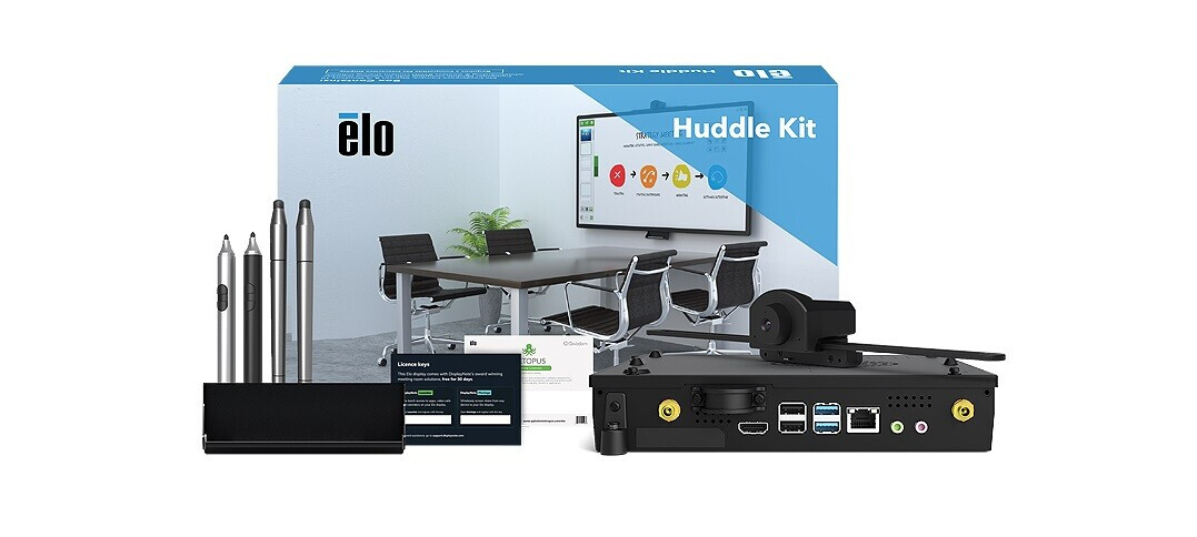 ELO Touch Huddle Kit Videokonferenzsystem
