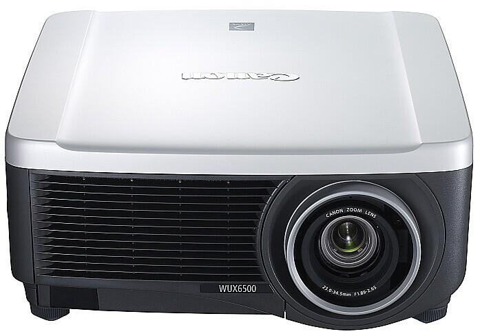 Canon XEED WUX6500 (inkl. Objektiv RS-IL01ST)