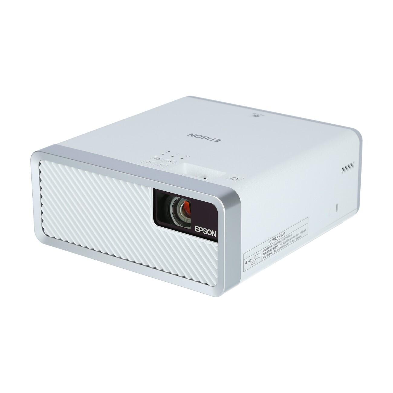 Epson EF-100W, blanc