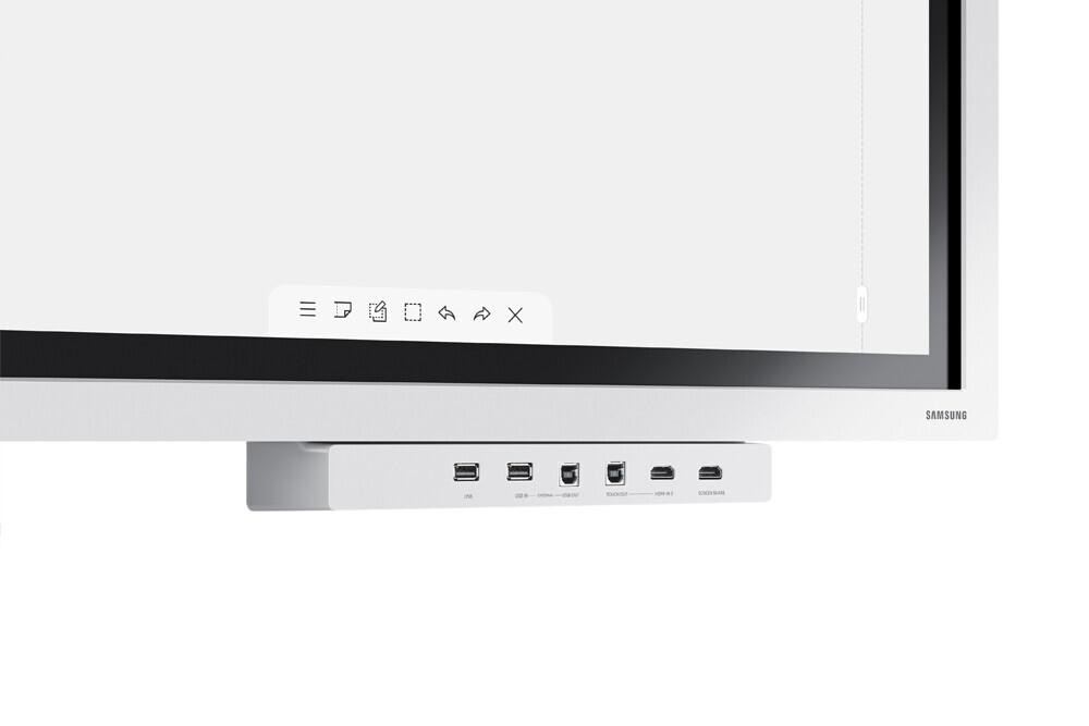 Samsung Flip 2 Connectivity tray