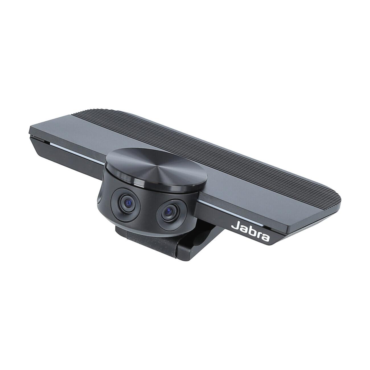Jabra PanaCast - caméra panoramique 4K, 180°, connexion USB-C, certifiée par Microsoft Teams