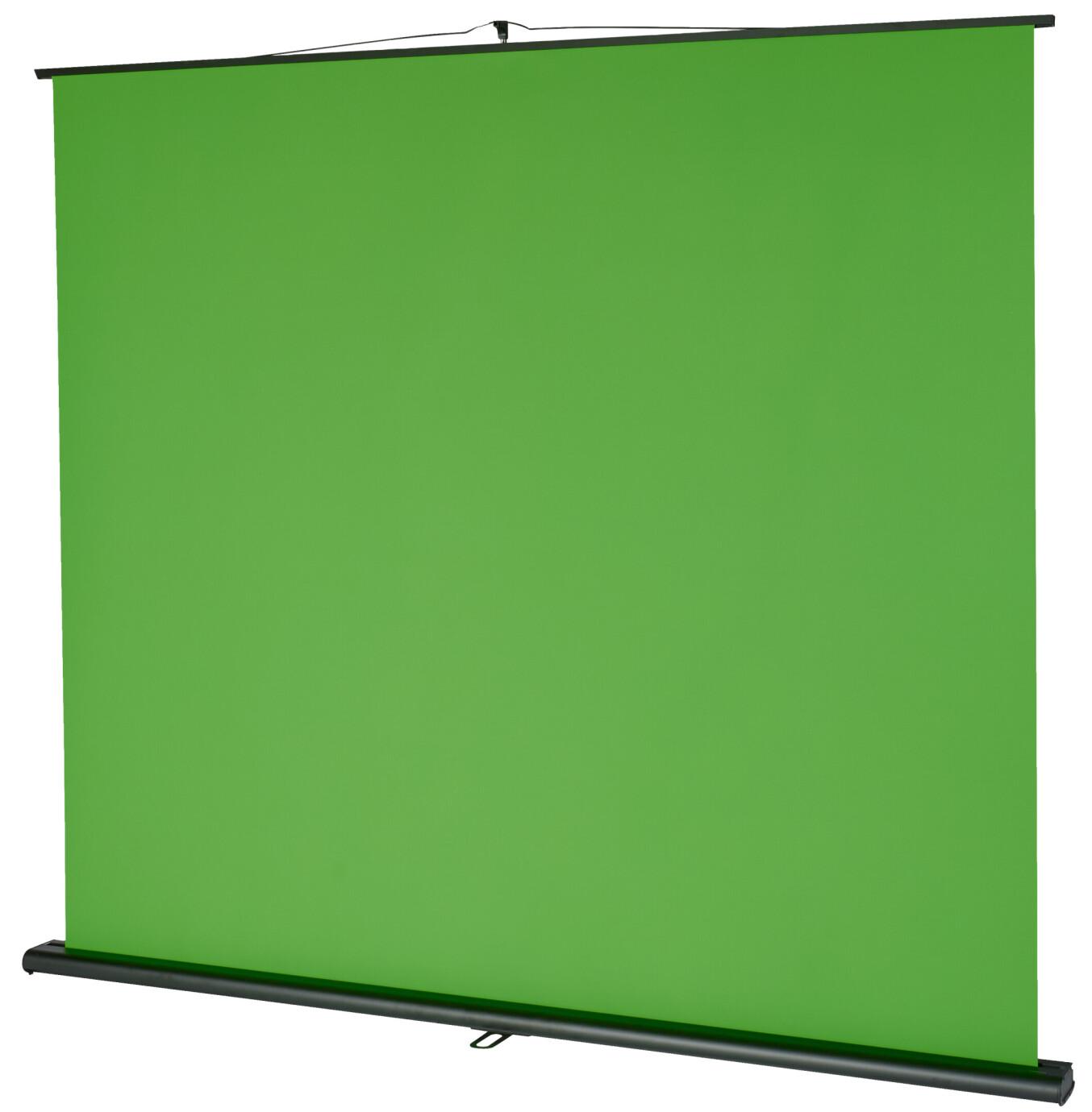 Celexon Mobile Lite Chroma Key Green Screen - 150cm (wide) x 200cm (Tall)