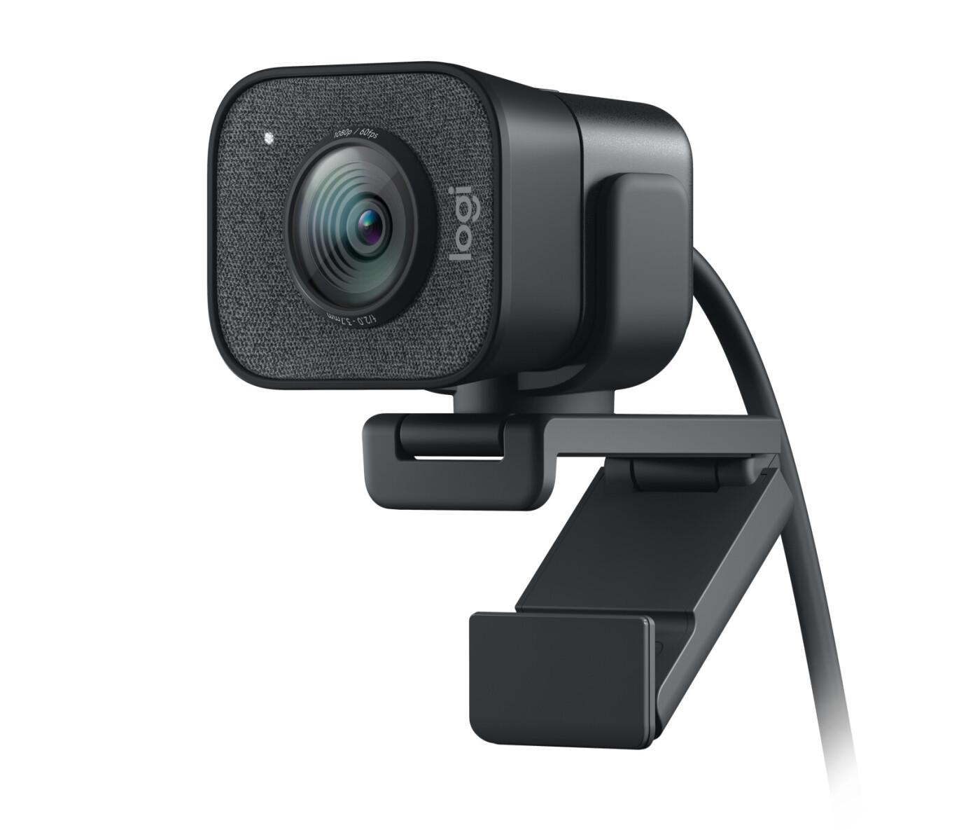 Logitech StreamCam Full HD, 60fps, 78° FOV, Autofokus, Auto-Framing, Grafit