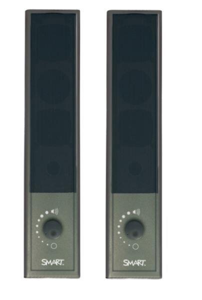 SMART Audio System, 20W für interaktive Boards - nur für Wandmontage