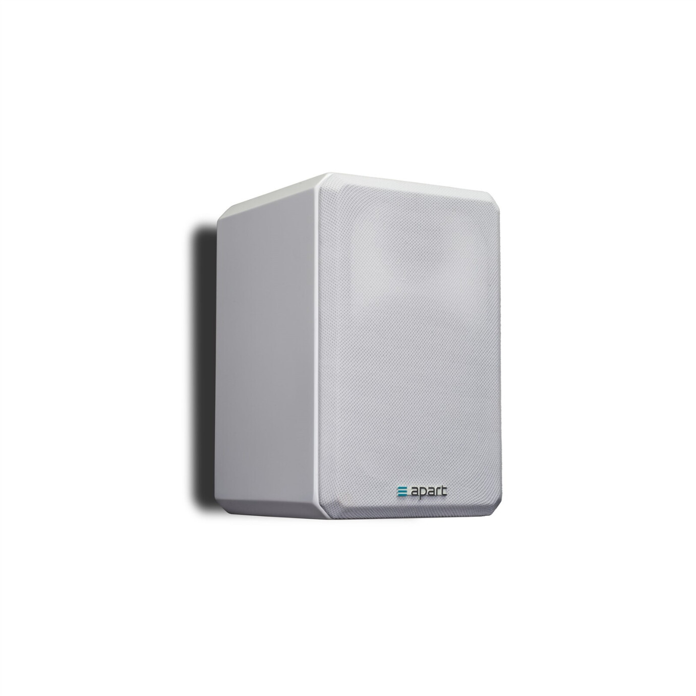 APart VINCI4-16 2-Wege Hi-Fi-Lautsprecher mit 16 Ohm, weiss