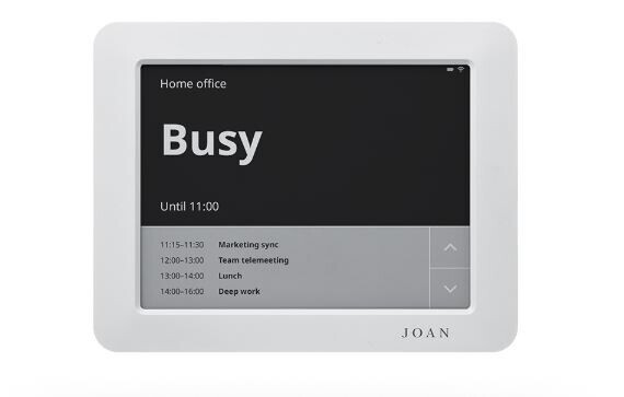 Joan Home Meeting Book System, weiss