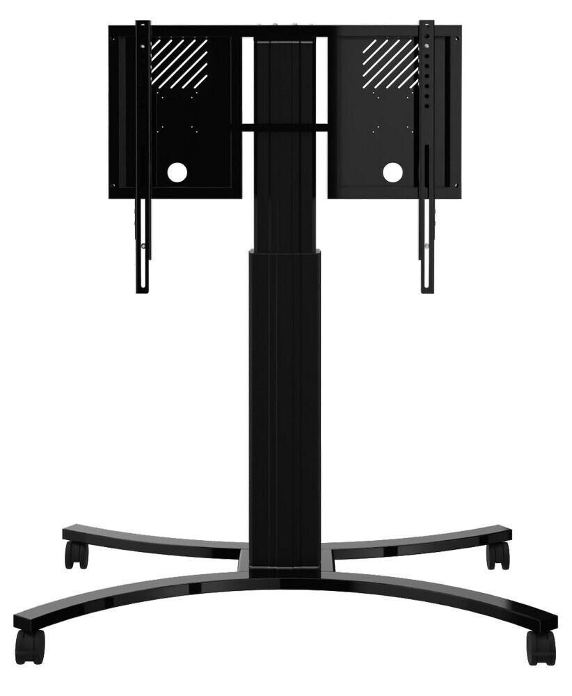 celexon Expert electric height adjustable display trolley Adjust-4286MB - 50cm