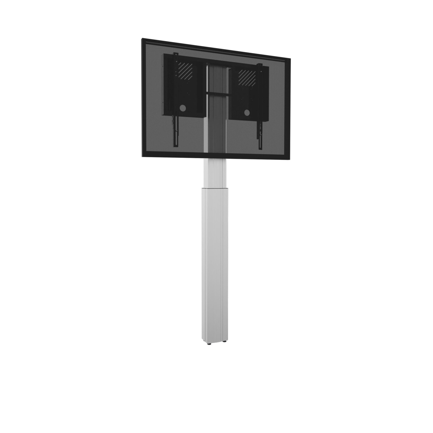 celexon Expert electric height adjustable display stand Adjust-4286WS with wall mounting - 90cm