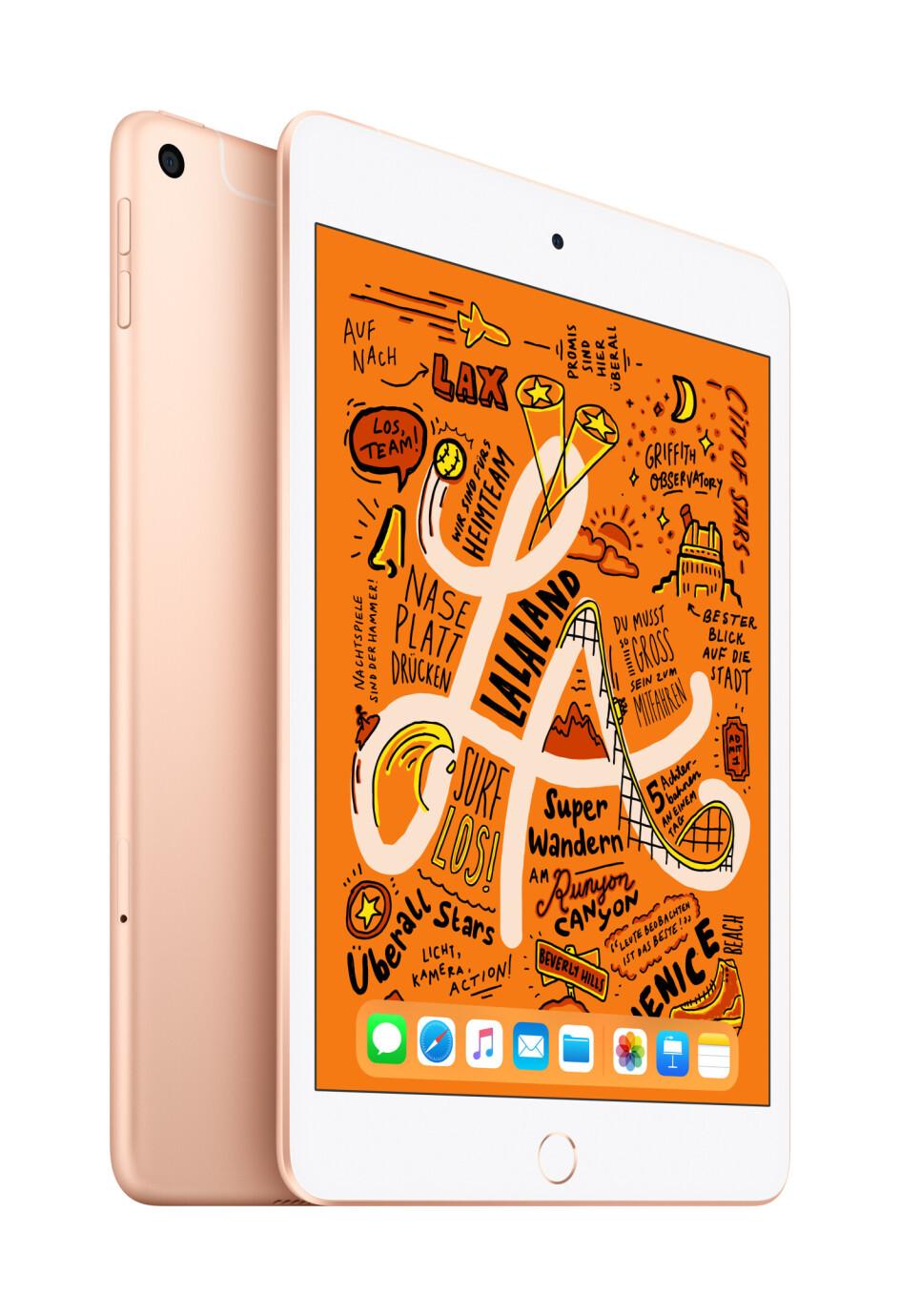 Apple iPad mini WiFi + Cellular 256 GB Gold