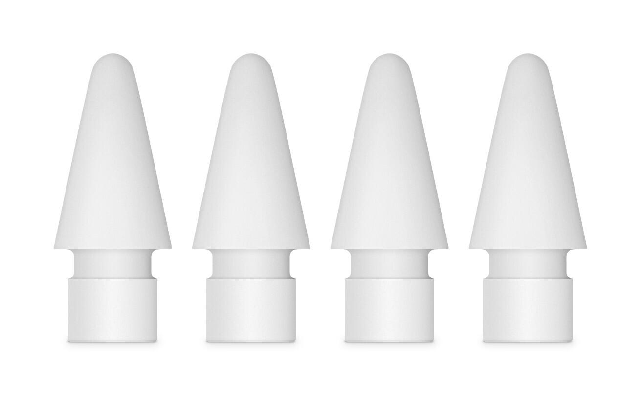 Apple Pencil Spitzen – 4er Pack