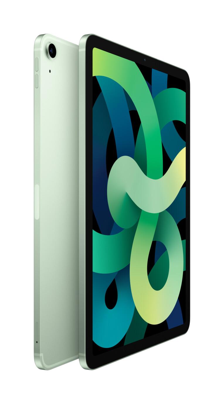 Apple iPad Air WiFi + Cellular 256 GB Grün