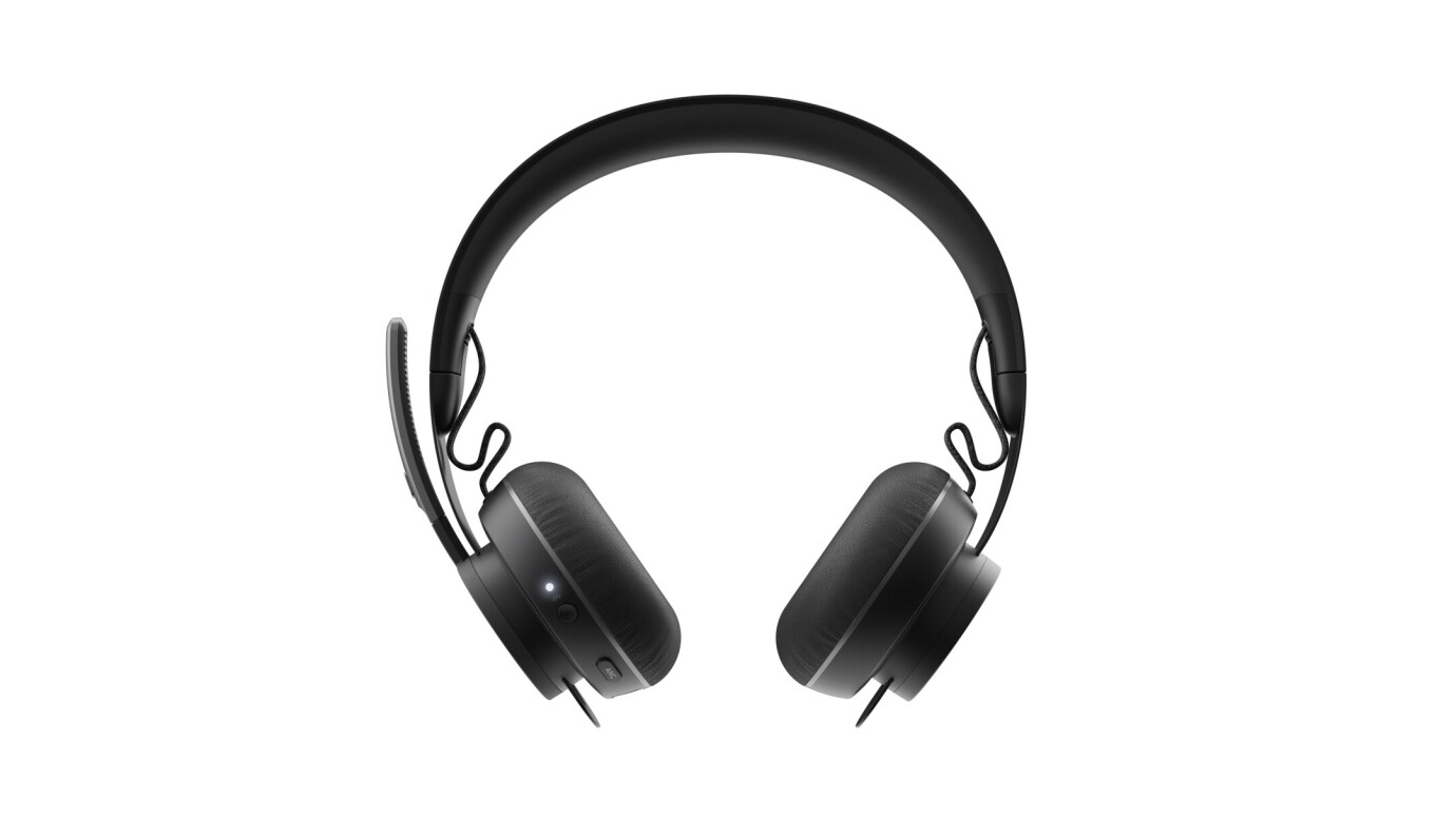 Micro-casque Logitech Zone Wireless Bluetooth