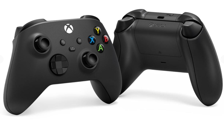 Microsoft Xbox Wireless Controller, kohlschwarz