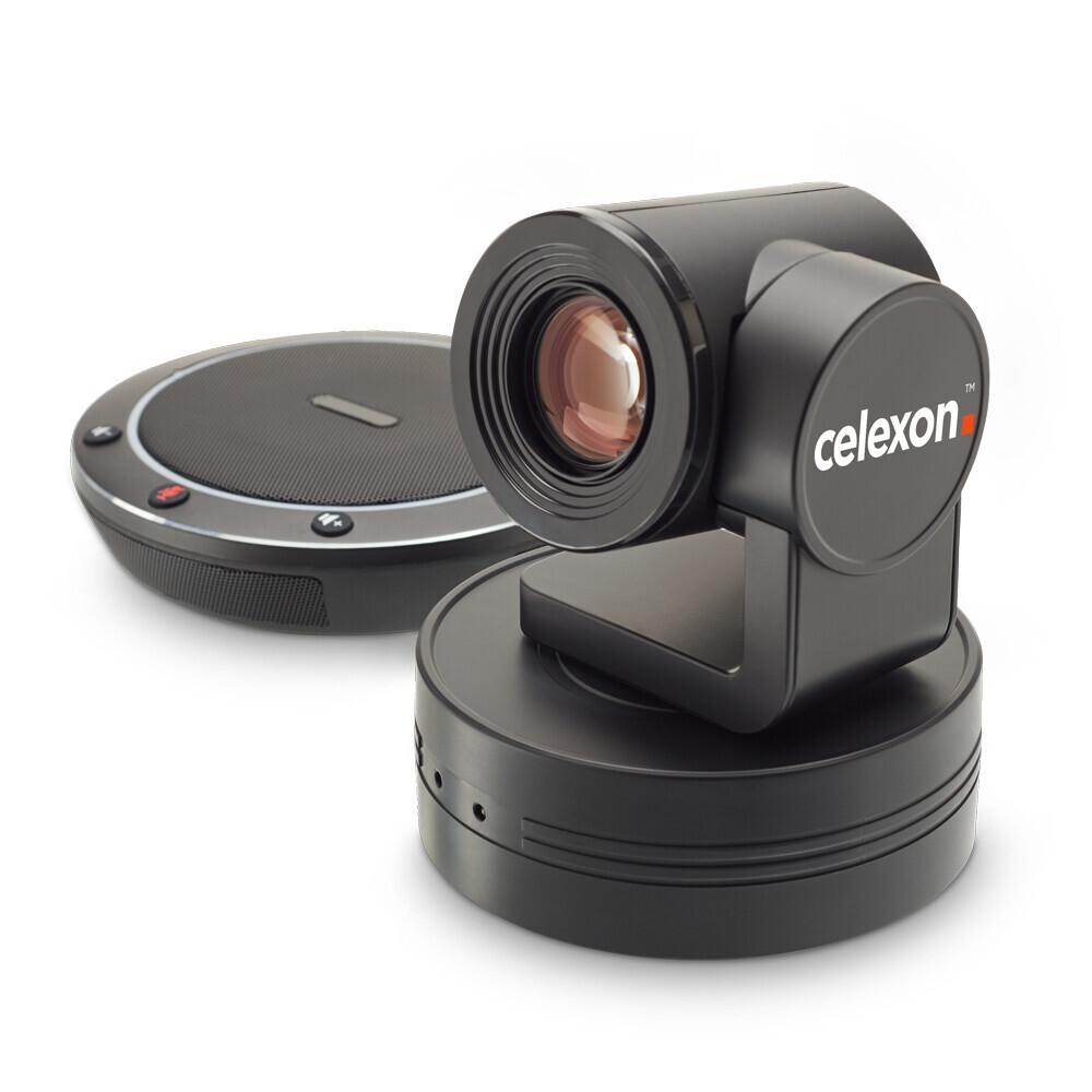 Système de vidéoconférence Full HD celexon VKS2040 avec caméra PTZ