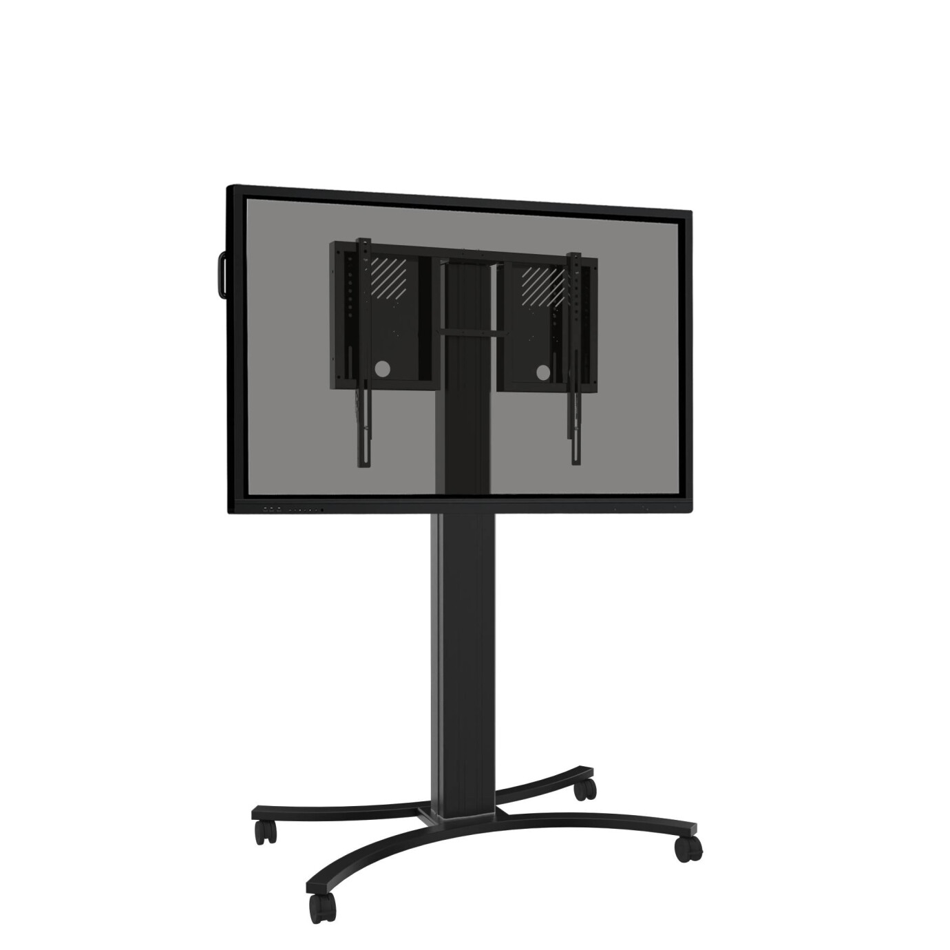 celexon Expert electric height-adjustable display trolley for Samsung Flip 2 WM85R