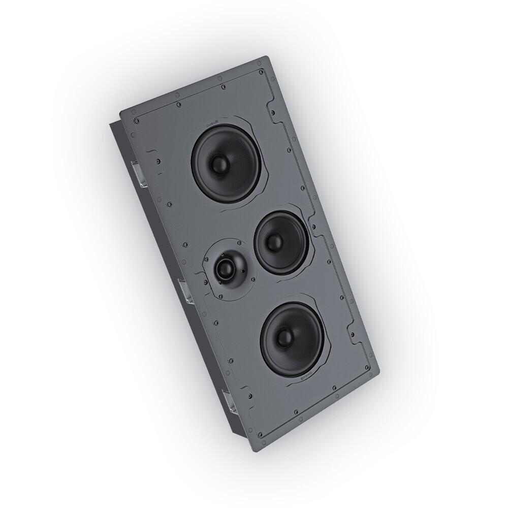 quadral CASA IWS 641 Einbaulautsprecher, schwarz