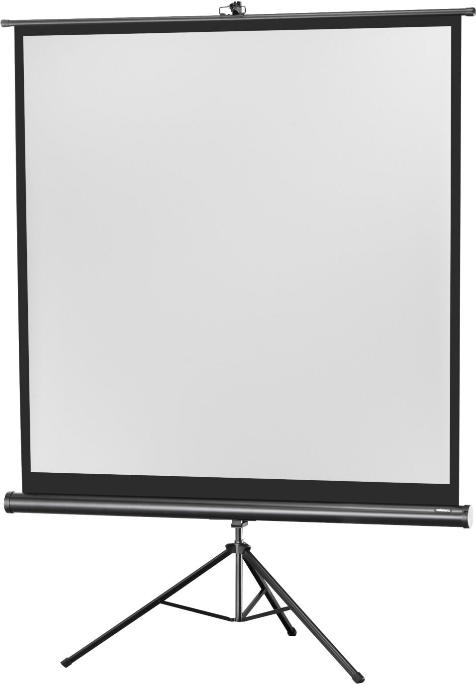 Pantalla proyeccion tripode Basica de celexon 158 x 158 cm