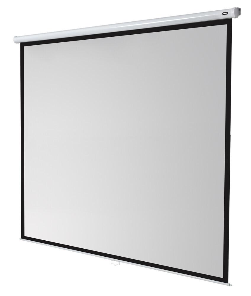 celexon manuell projektorduk Economy 300 x 300 cm
