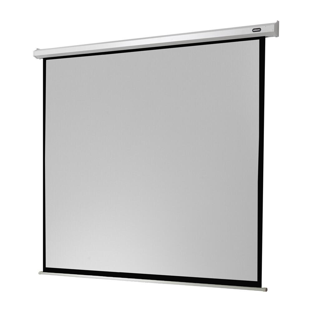 Ecran de projection celexon Economy Motorisé 280 x 280 cm