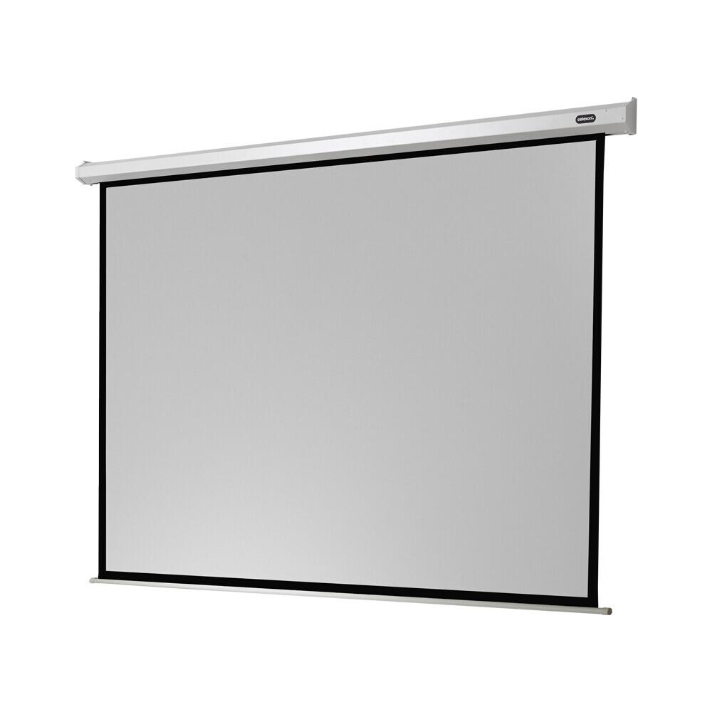 Ecran de projection celexon Economy Motorisé 300 x 225 cm