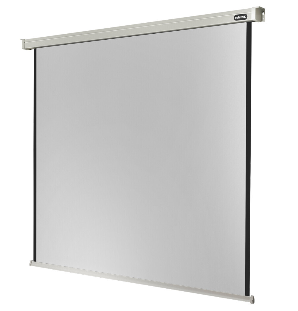 Ecran de projection celexon Motorisé PRO 280 x 280 cm
