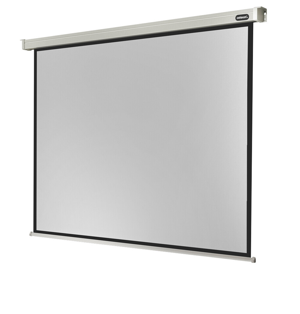Ecran de projection celexon Motorisé PRO 300 x 225 cm