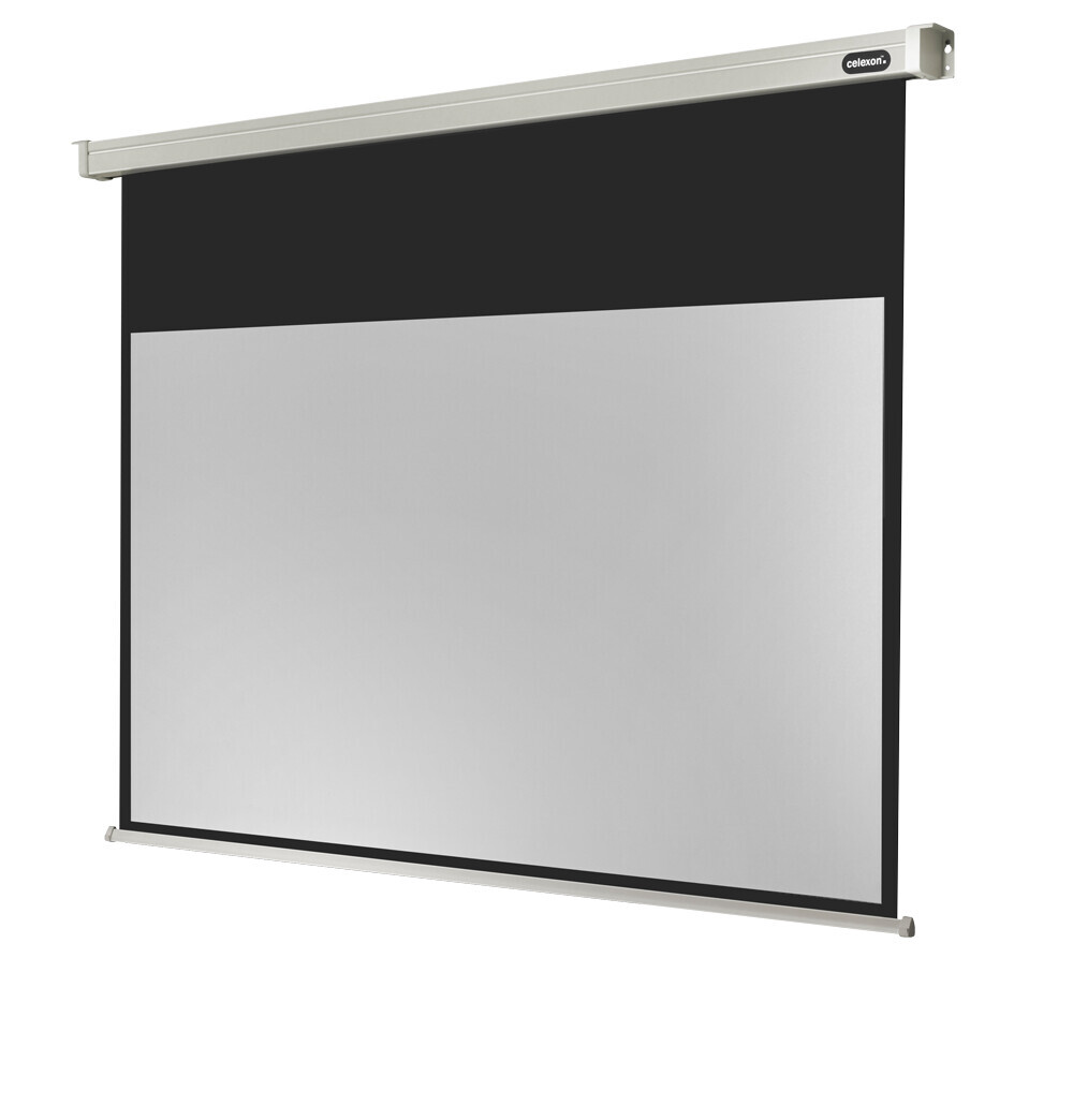Ecran de projection celexon Motorisé PRO 280 x 158 cm