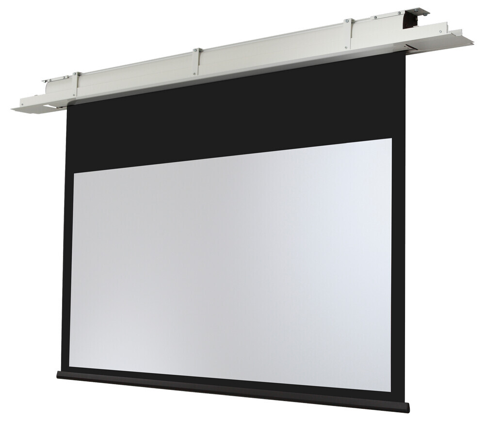 celexon schermo motorizzato Expert 300 x 169 cm - schermo da incasso
