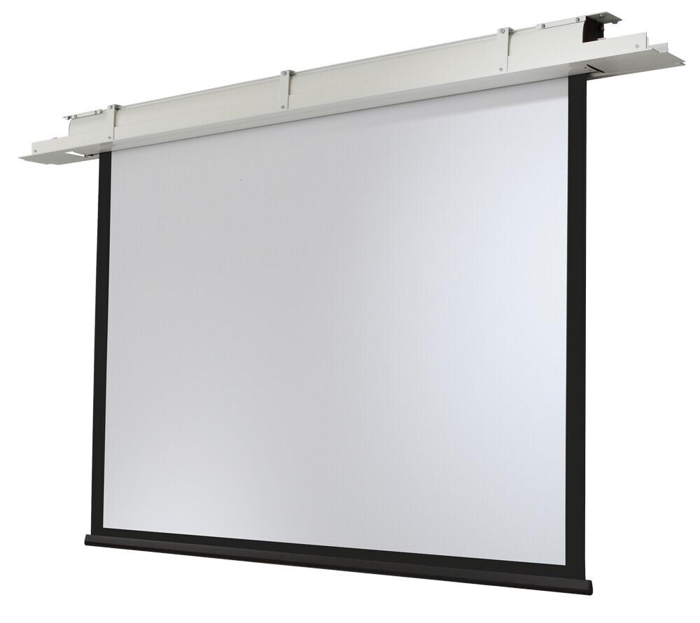 Ecran encastrable au plafond celexon Expert motorisé 220 x 165 cm
