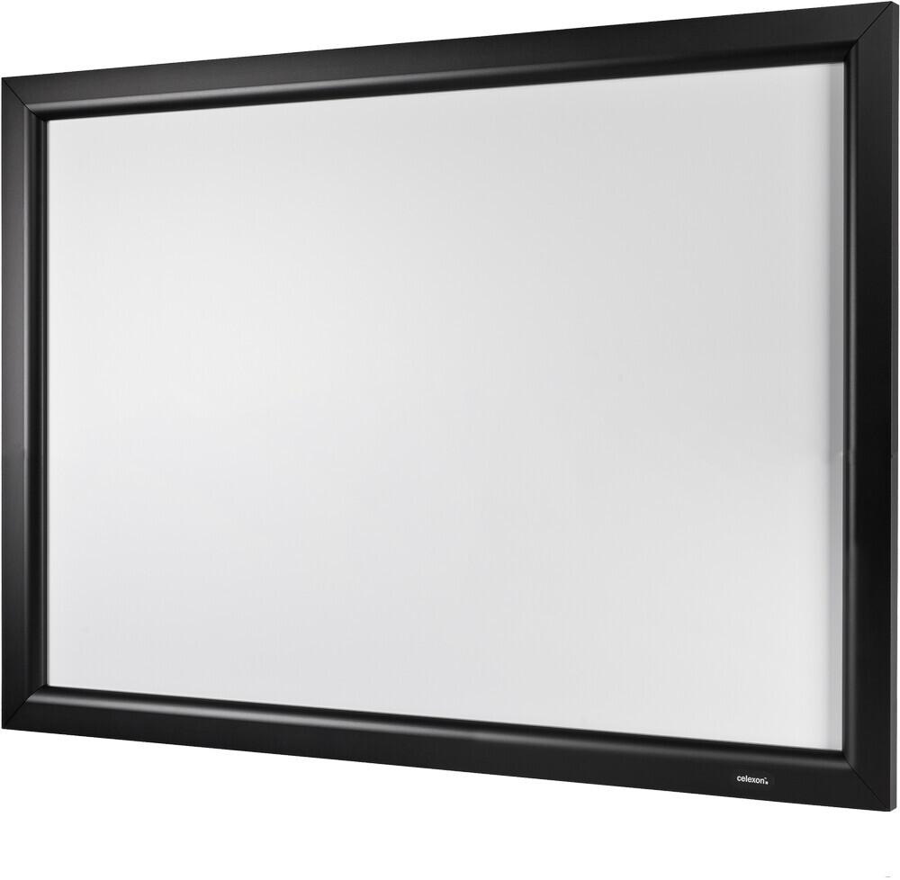 Celexon - Home Cinema Fixed Frame - 160cm x 90cm - 16:9 - Fixed Frame Projector Screen