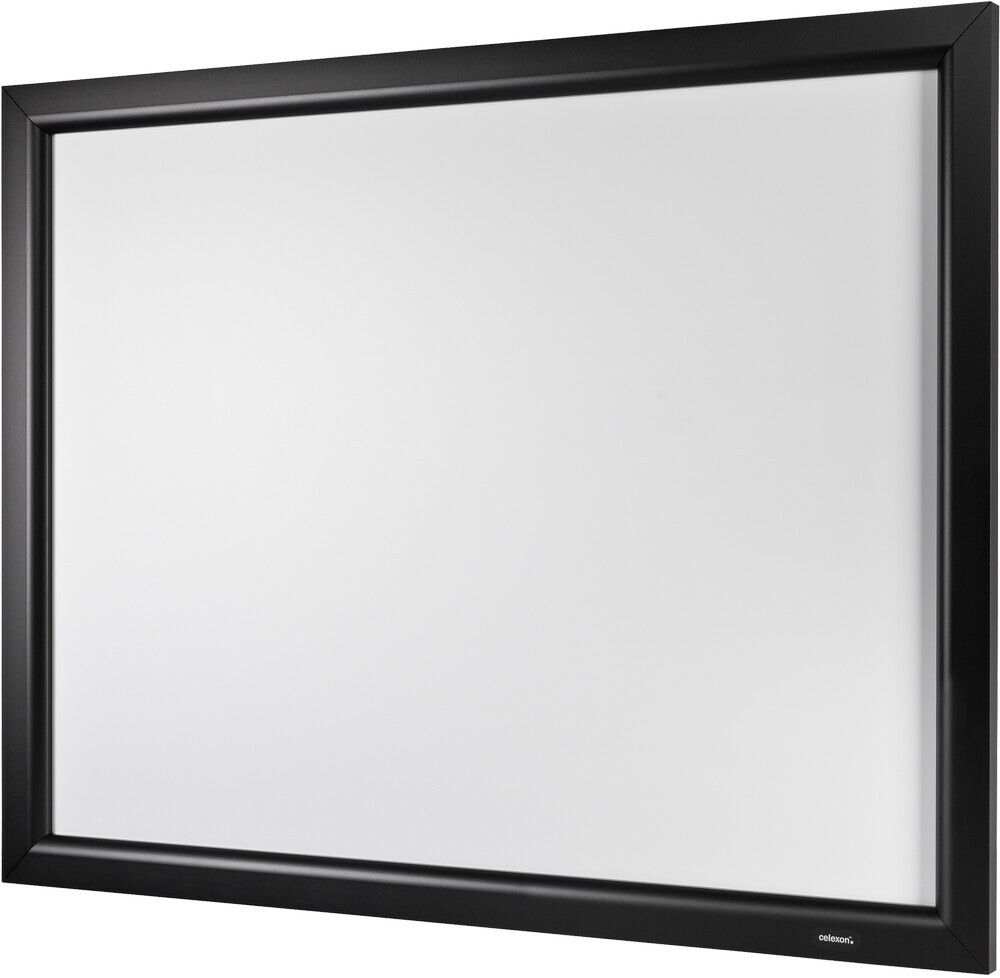 Celexon - Home Cinema Fixed Frame - 160cm x 120cm - 4:3 - Fixed Frame Projector Screen