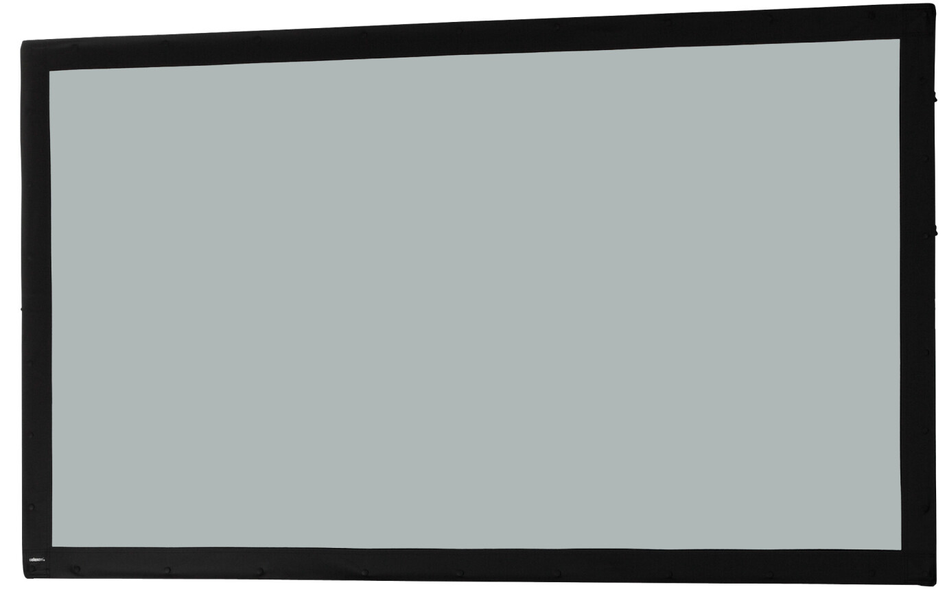 Toile 244 x 137 cm - Rétroprojection pour Ecran de projection sur Cadre celexon