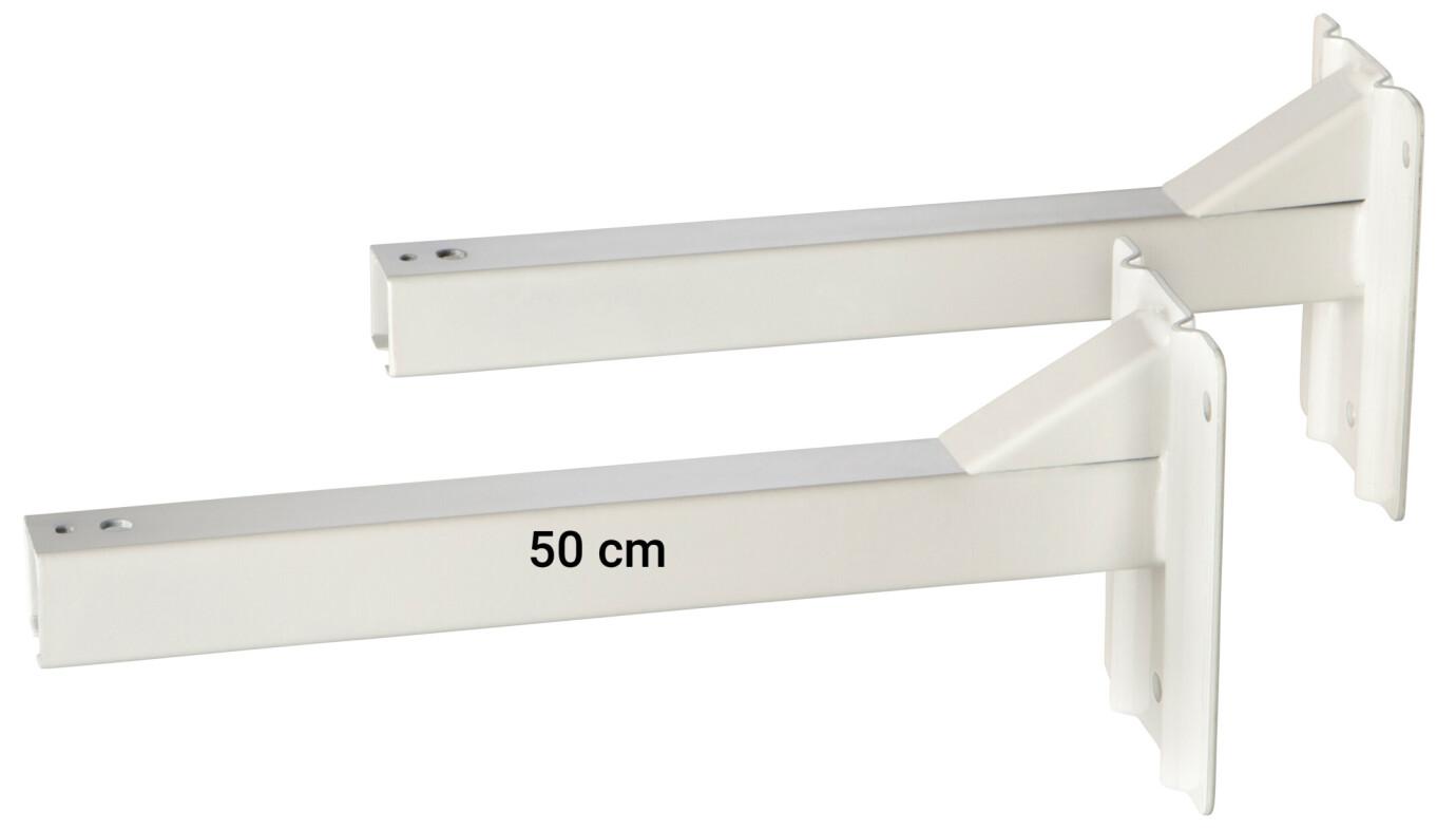 Equerres pour écran de la série celexon PRO - 50 cm