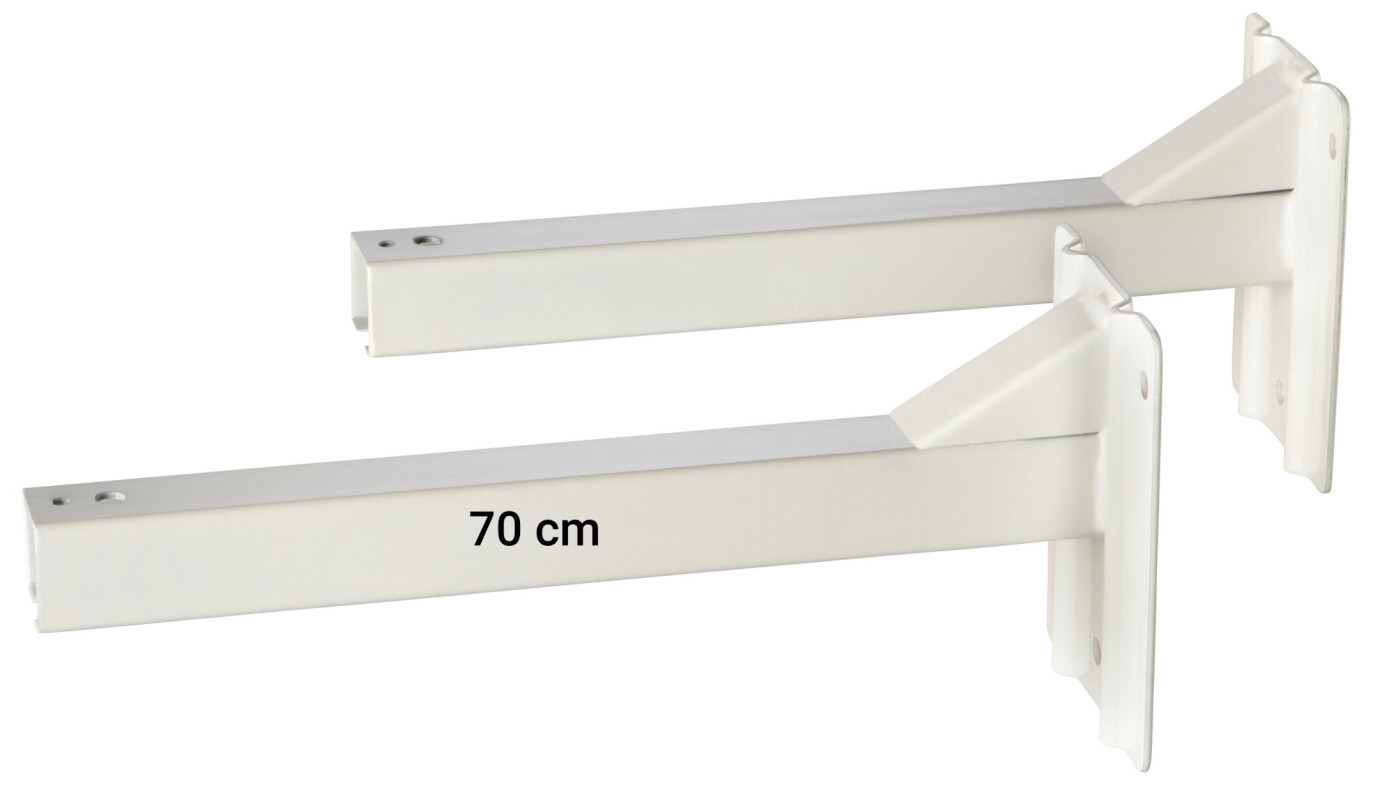 celexon wall spacers for professional screen series - 70cm